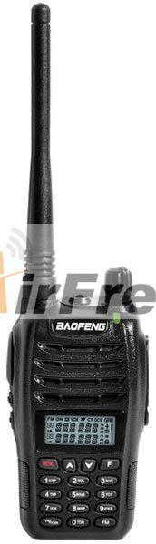 FREE SHIPPING Baofeng Walkie Talkie UV-B6 Dual Band CB Radio Transceiver UHF VHF Two Way Radio 5Watts with LED Flashligh(China (Mainland))