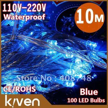 Whole Sale Free Shipping 25pcs/lot  led lights christmas led string icicle snowfall lights
