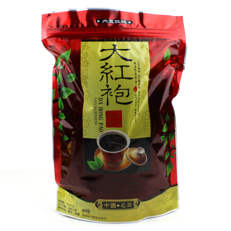 250g Chinese top grade dahongpao tea wuyi oolong premium da hong pao big red robe oolong