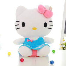 Heiiokitty doll for HELLO KITTY plush toy cloth doll kt cat dolls child birthday gift for the girls 27cm
