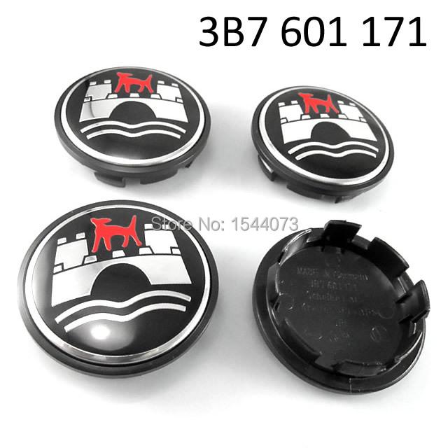 20Pcs Germany Quality Wheel Center Hub caps For WOLFSBURG Emblem Logo modification 3B7 601 171 3B7601171(China (Mainland))