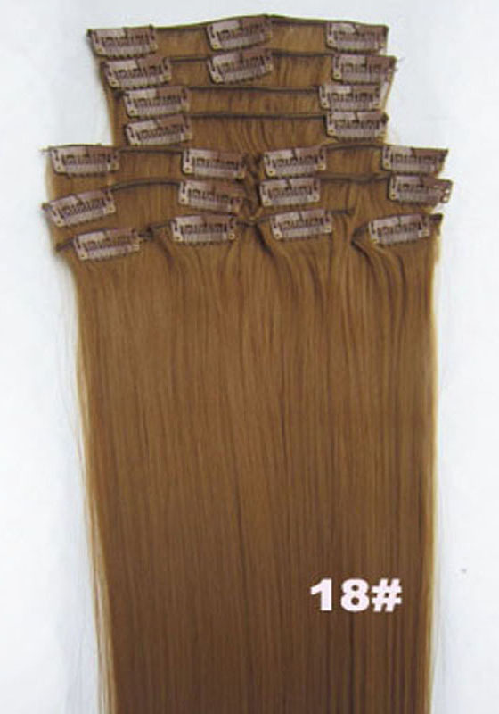 Expression Hair Fibre Fibre Straight Hair