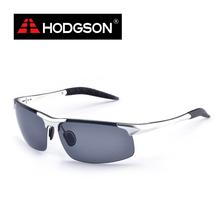 HODGSON 1032 Brand NEW High Quality Driving Glasses Anti-glare  Men's Stylish Aluminum Frame Polarized Fishing Sunglasses
