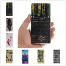 Huawei P8 Mini 3D Painting Pattern painted Phone Back Case Lite 5.0 inch TPU silicone soft Cover ultra-thin - Dai Nasen store