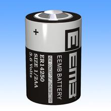 100Pcs LOT Brand New PLC battery for EEMB ER 14250 1 2AA 3 6V 1200mAh er14250
