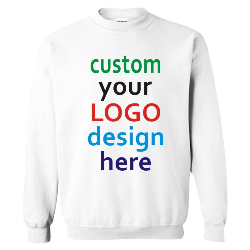 2016 Advertising Custom Printed Personalized Mens Casual Cotton Sweatshirt designer logo blank Hoodies Quality Customized(China (Mainland))