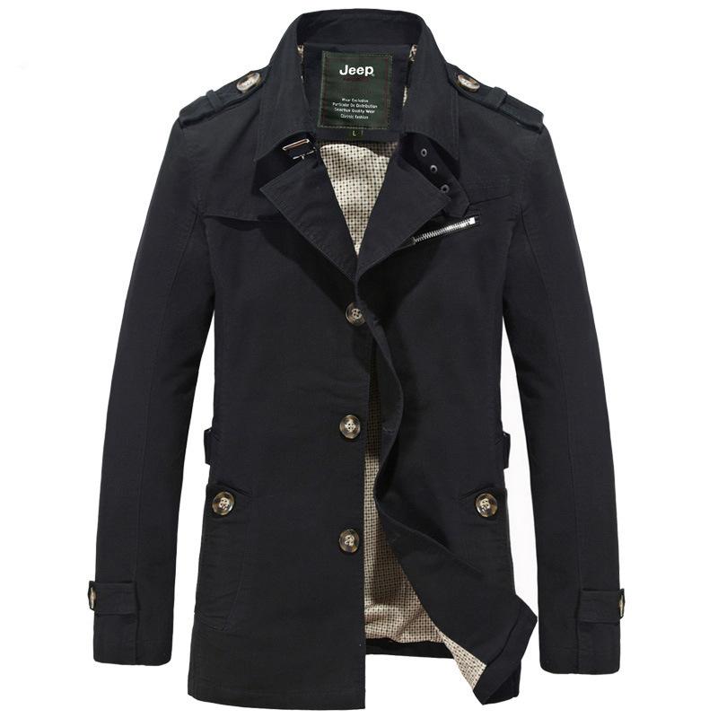 Supply nian jeep new mens jacket in XL Mens Slim casual jacket spring models tideОдежда и ак�е��уары<br><br><br>Aliexpress