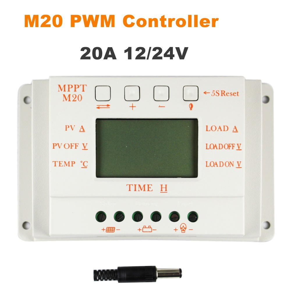 555 Solar Charge Controller Function Details Scc3 12 Volt 20 Amp Electrical Electronics Engineering