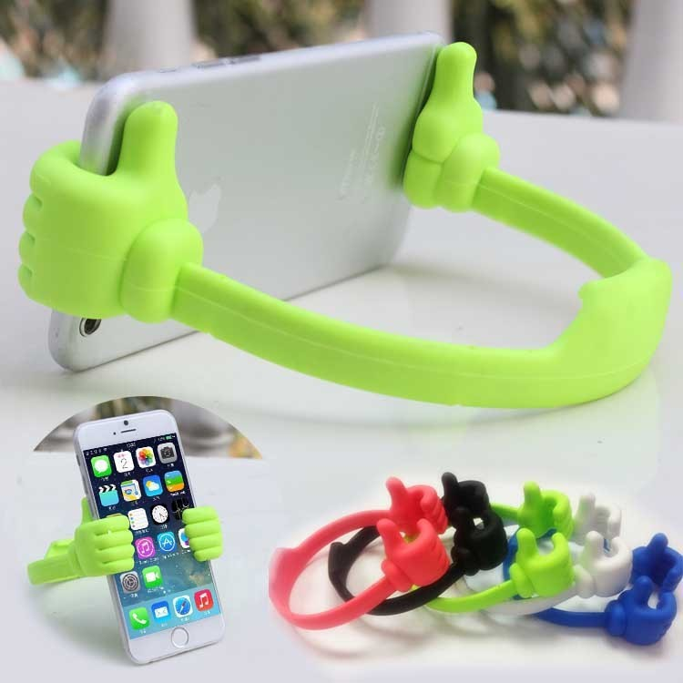 2015 Originality Mobile phone Holder Thumbs Modeling Phone Stand Bracket Holder Mount for iPhone6 Samsung Cell phone Tablets(China (Mainland))