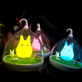 Creative Night Lamp Totoro Cute Portable Touch Sensor USB LED Lights For Baby Bedroom Sleep