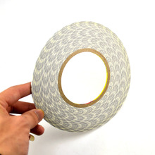 2mm 3M Double-side White Sticker Adhesive Tape for Cellphone touch screen, free shipping!!(China (Mainland))