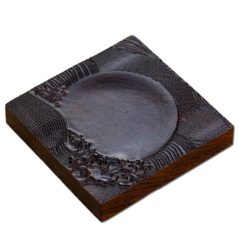 Priced at direct creative handmade wooden coaster coasters insulation against hot shop, mixed batch of health and safety(China (Mainland))