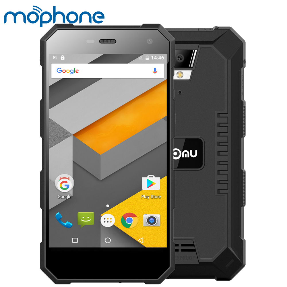 "NOMU S10 IP68 Waterproof Smartphone 4G Dustproof Shockproof Android 6.0 Quad Core MTK6737 5.0"" IPS Screen 2GB + 16G Mobile Phone(China (Mainland))"