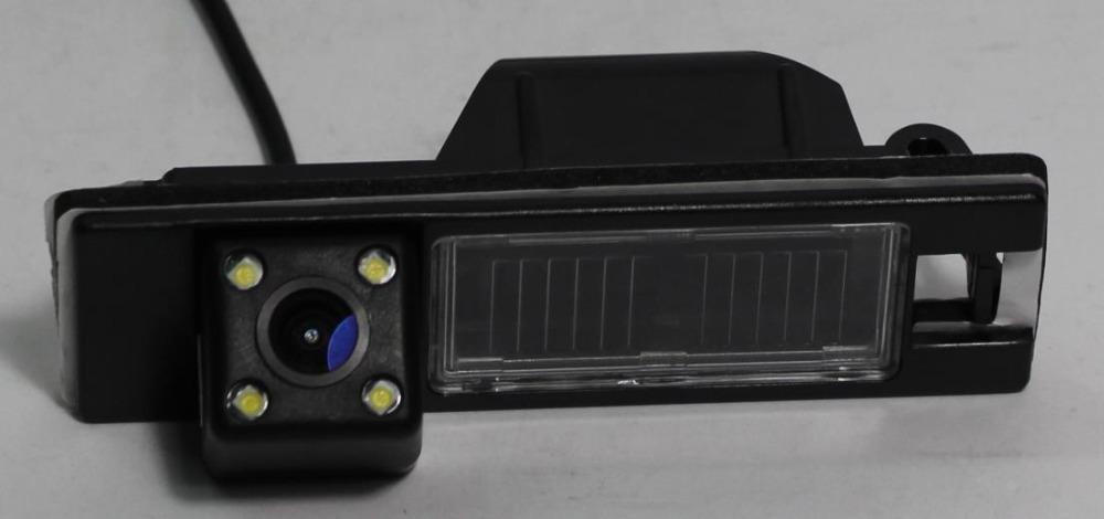 CCD Car Rearview Reverse Camera for Opel Astra J Vectra Antara Corsa Zafira Backup Rear View Parking Kit Night Vision Free ship(China (Mainland))