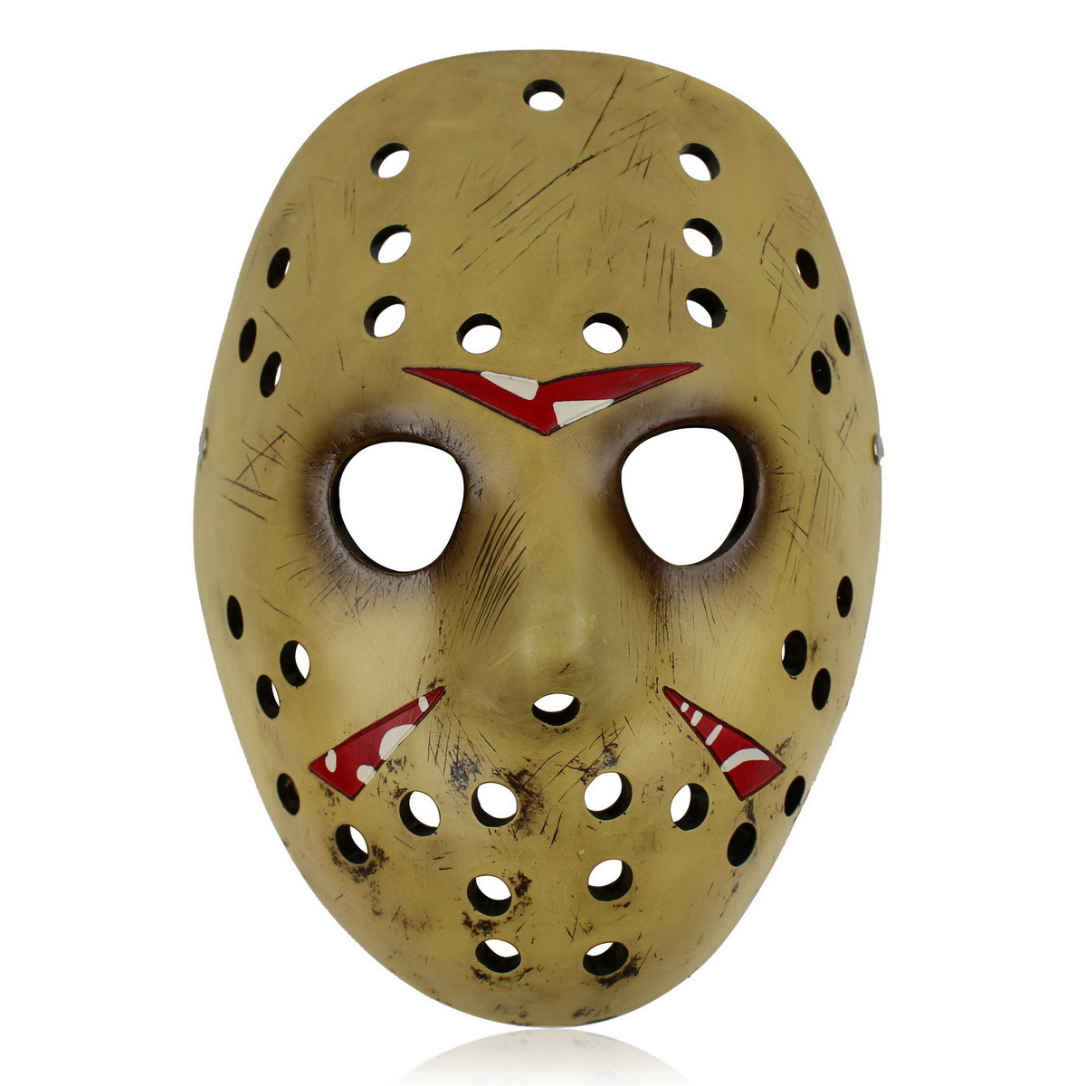 Как сделать своими руками маску джейсона вурхиса