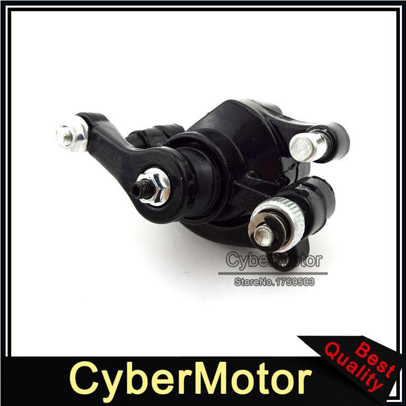 Rear Disc Brake Caliper For 47c 49cc CAG DAYTONE MTA1 MTA2 MX3 1G 2G Pocket Bike(China (Mainland))