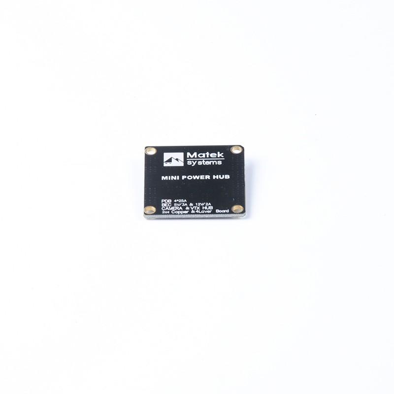 Mini Power HUB BEC Matek PDB F16892 5V 12V PDB PCB for Fpv Racing Drone F3 Flight Controller