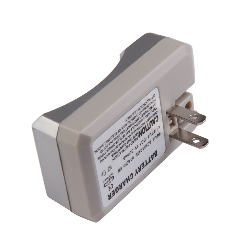 Rechargeable Battery Pack Charger For AA AAA 110V P NVP