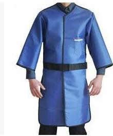 wholesale 0.35mmpb x-ray protection suit ,Long sleeve x-ray protective radiation clothing.(China (Mainland))