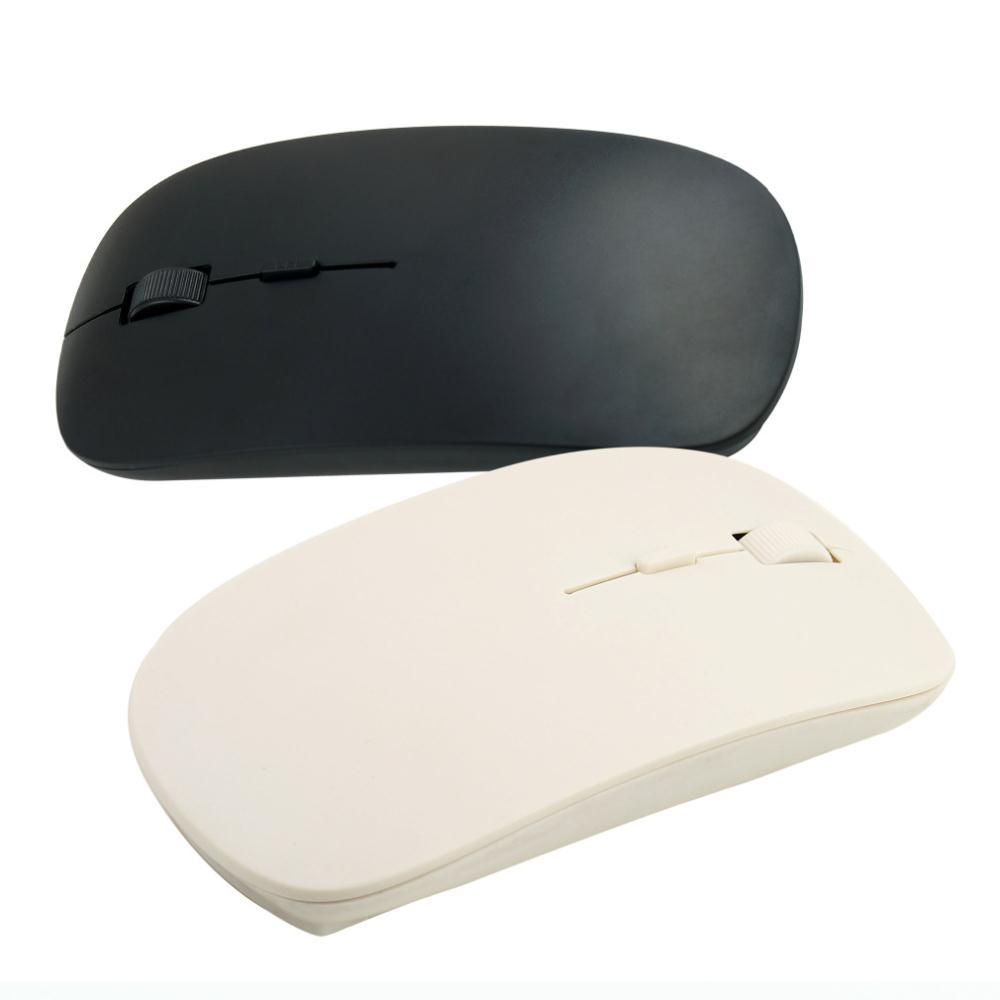 1 pcs Laptop Computer PC Thin 2 4GHz USB 10m Wireless Optical Mouse Mice Hot Sale