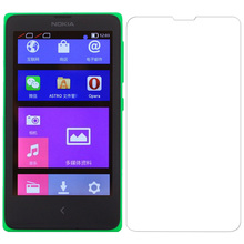 Free shipping GQ83 High quality Smartphone Screen Protector Film For NOKIA X