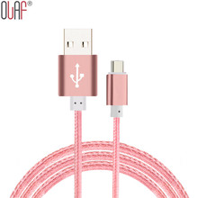Buy USB Type C Cable Data Sync Fast Charger usb type c usb 3.1 Cable Huawei P9 LG G5 Xiaomi 4C OnePlus 2 Nexus 5X 6P Lumia 950 for $1.39 in AliExpress store