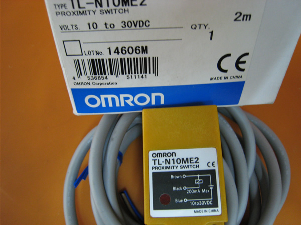 Free shipping OMRON proximity switch sensor TL-N10ME2(China (Mainland))