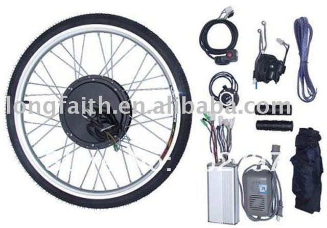 48V 1000W Rear Wheel e-bike,e-bicycle,ebike,electric bicycle,electric bike conversion kits with brushless gearless hub motor