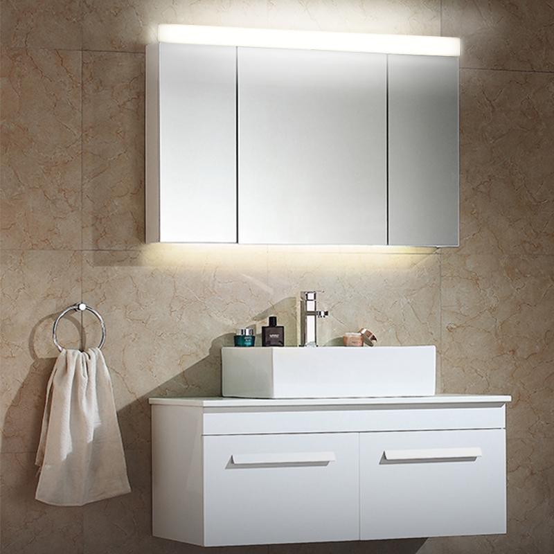 Buy 59 79 89 119cm AC100 240V LED Mirror Light Bathroom Cabi