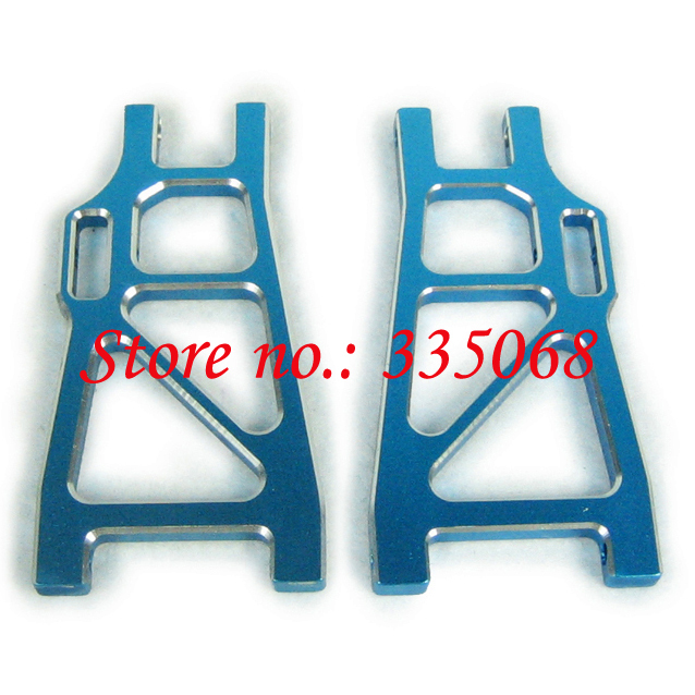 HENGLONG 3851-2 RC EP car Mad Truck 1/10 spare parts No.67 Metal arm / Aluminum CNC big front arm-Upgrate OP - Heng Long's store 13715861908