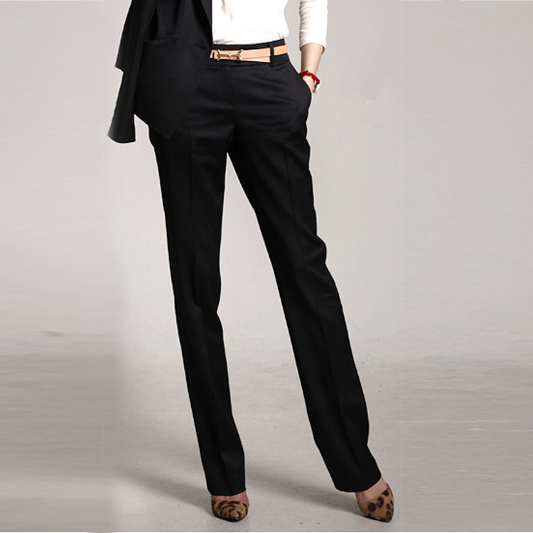 Innovative Women Suits With Pants 2014 Autumn Formal Office Ladies Business