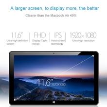 ONDA V116w 2GB 64GB 11 6 Windows 8 1 Android 4 4 Dual OS 3G Phone
