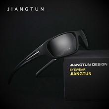 JIANGTUN Polarized Sunglasses Men Sun Glasses Metal Decoration Brand Designer Gafas De Sol Hombre Oculos Masculino(China (Mainland))