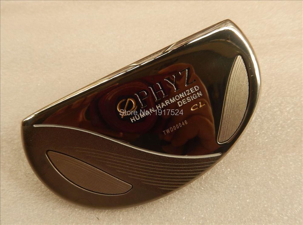 Bridgestone PHYZ HUMAN HARMONIZED DESIGN CL Golf putter head(China (Mainland))