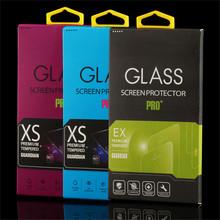 Tempered glass for sony xperia M4 aqua m2 m5 e3 e4 t2 t3 zr L sp screen protector 9h 0.3mm ultrathin glass film(China (Mainland))