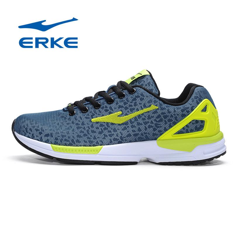 ERKE Mens Sports Running Shoes Sneakers Men Free Mesh Sport Run Runners Jogging Man , Limited Stock !!