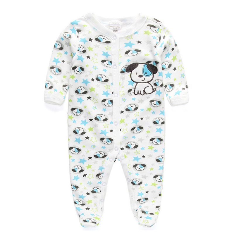 Summer Style 2015 New Brand Carters Newborn Baby Boy Girl Clothing Baby Clothes Romper Long Sleeve Cute Baby Product Bebes CP02