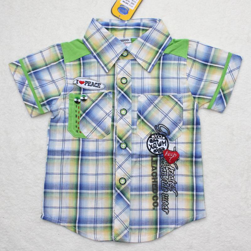 2013 new design 1 6 years litter baby boys short sleeve