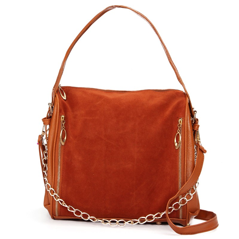 Fashion Women Handbag Shoulder Messenger Bag Lady PU Leather Matte Zipper Crossbody Bags Solid Retro Style Chain Bolsa Feminie<br><br>Aliexpress