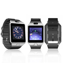Wearable Devices DZ09 Smart Watch Support SIM TF Card Electronics Wrist Watch Connect Android Smartphone DZ09 Smartwatch(China (Mainland))
