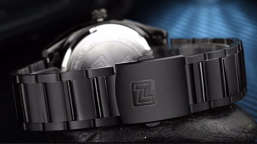 NAVIFORCE марка мужчины часы платье кварц 30 М водонепроницаемые часы мужская нержавеющей стали ремешок авто дата наручные часы reloj hombre