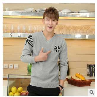 Blusa masculina maglione a strisce pullover uomini agasalho masculino pullover di marca mens maglioni di lavoro a maglia modelli mens maglioni(China (Mainland))