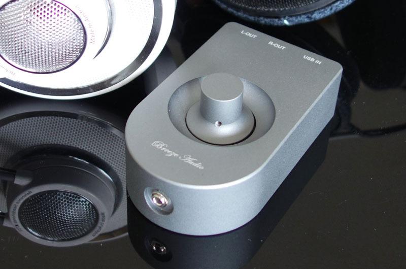 Breeze Audio 24bit 96kHz USB SA9203 DAC HIFI EXQUIS Breeze-SE2 ES9023 laptop PC decoder Sound Card Headphone amplifier<br>
