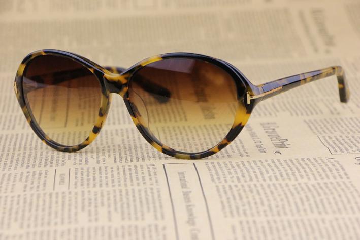 Cat Eye frame Unisex Sunglasses  TF6548 Tortoiseshell Plate Frame Retro style Gradient Lens Fashion wildОдежда и ак�е��уары<br><br><br>Aliexpress