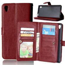 Buy Luxury Wallet PU Leather Flip Case Sony Xperia Z5 Premium Case Silver Phone Cover Sony Z5 Premium Coque Card Holder for $7.11 in AliExpress store