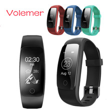 Buy Volemer GPS Smart Band ID107 Plus Fitness Bluetooth Bracelet Activity Sports Tracker Wristband Heart Rate Tracker PK ID115 for $24.53 in AliExpress store