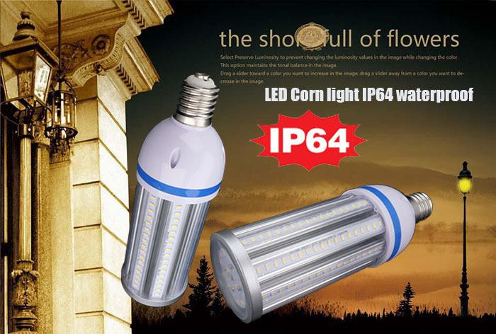 100W 120W E40 E27 LED Corn Lamp Bulb Samsung SMD5630 110lm/w Waterproof 110v 220V100W for Street Parking Garden Outdoor Retrofit(China (Mainland))