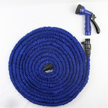 """100FT 1/4""""strong Garden Magic Hose Expandable Magic Flexible Water Hose Pipe to wash car window New Year as seem on TV Promotion(China (Mainland))"""