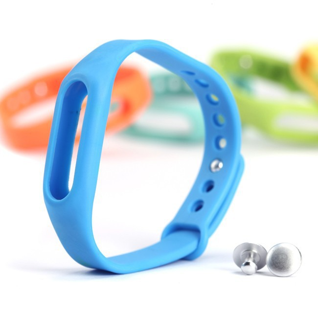 Colorful Replacement Silicone For Xiaomi Miband Bracelet Wrist Strap For Xiaomi Smart Band Watch Band 7