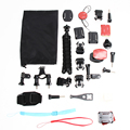 Hot 50 in 1 Mount Kit Set Floating Monopod Accessories For GoPro Hero 1 2